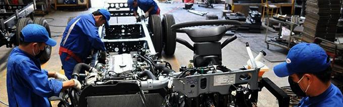 Công nghiệp lắp ráp Ô tô