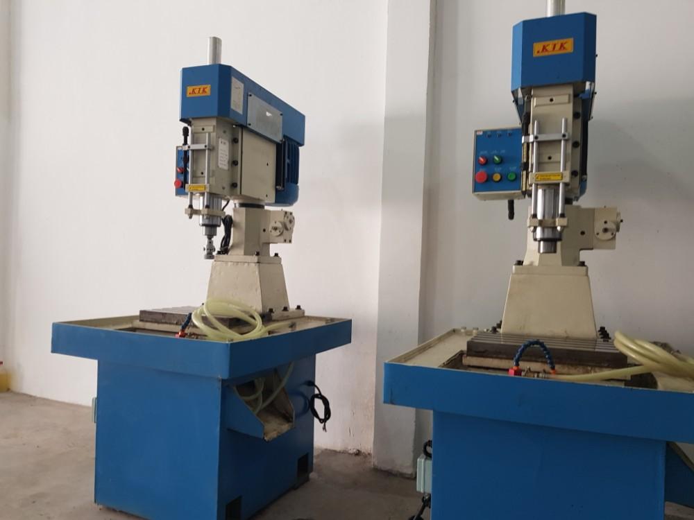 Hướng dẫn tháo lắp mũi khoan, mũi taro và gá lắp chi tiết trên máy khoan T140