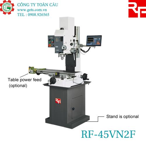 Giá máy khoan bàn RF-45N2F+DRO