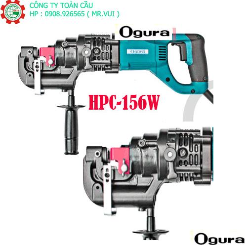 Máy đột cầm tay thủy lực Ogura HPC-156W