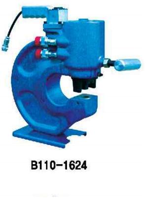 Máy đột lỗ thủy lực B110-1624