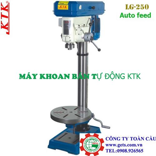 Máy khoan bàn bán tự động KTK LG250