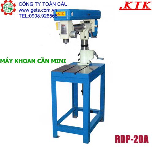 Máy khoan cần mini RDP20A