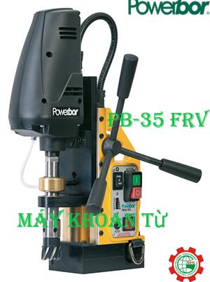 Máy khoan có chức năng ta rô PB-35FRV