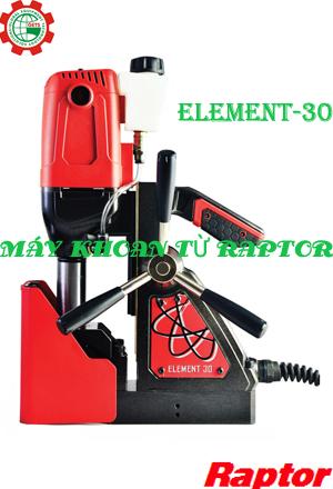 Máy khoan từ giá rẻ Element-30 Raptor