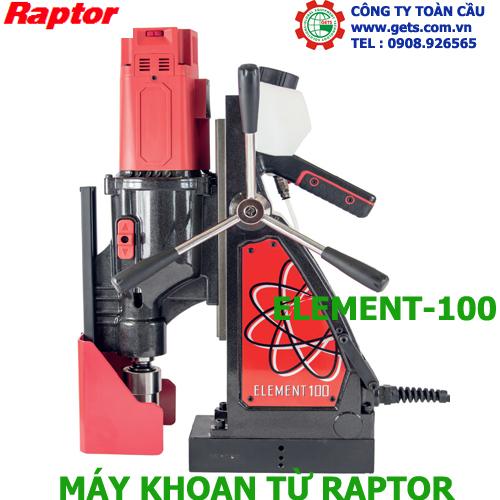 Máy khoan từ Raptor Element100