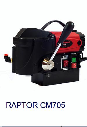 Máy khoan từ thấp Raptor CM705