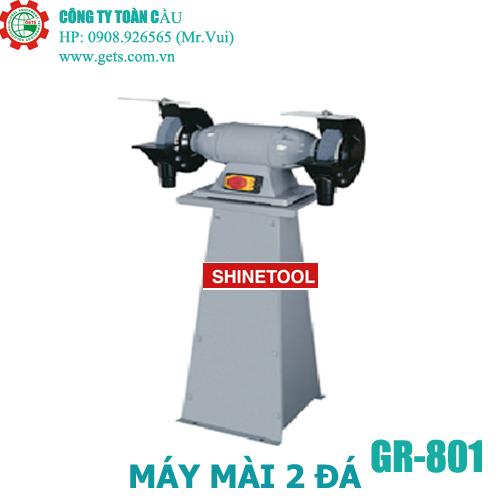 Máy mài 2 đá GR-801 hiệu Shine Tool