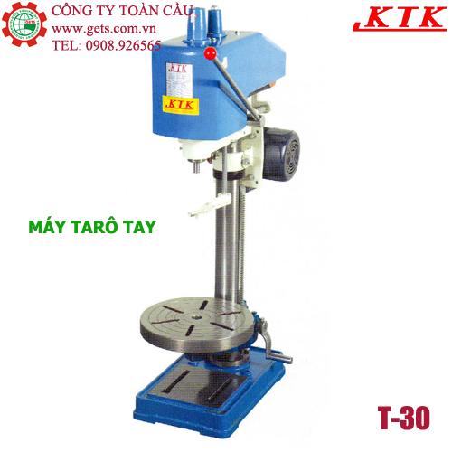 Máy tarô tay KTK T30