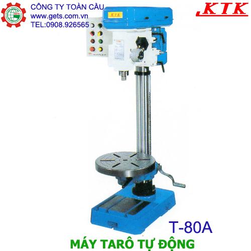 Máy tarô tự động bánh răng T80A