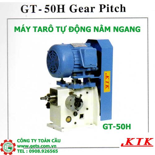 Máy tarô tự động nằm ngang KTK GT50H