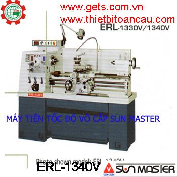Máy tiện tốc độ vô cấp ERL-1340V